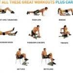 core bench esercizi