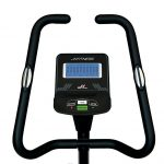 cyclette ergometro jk fitness top performa 258 console