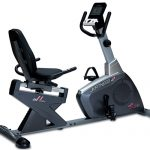 cyclette orizzontale jk fitness performa 316