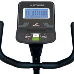 cyclette orizzontale jk fitness top performa 326 console
