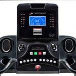 tapis roulant motorizzato jk fitnes jk 166 console