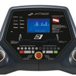 tapis roulant motorizzato jk fitness top performa 176 console
