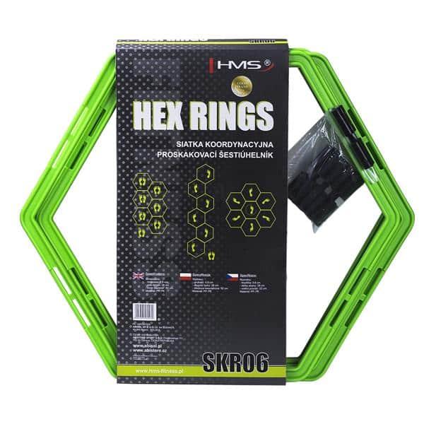 Anelli Esagonali HMS Hex Rings