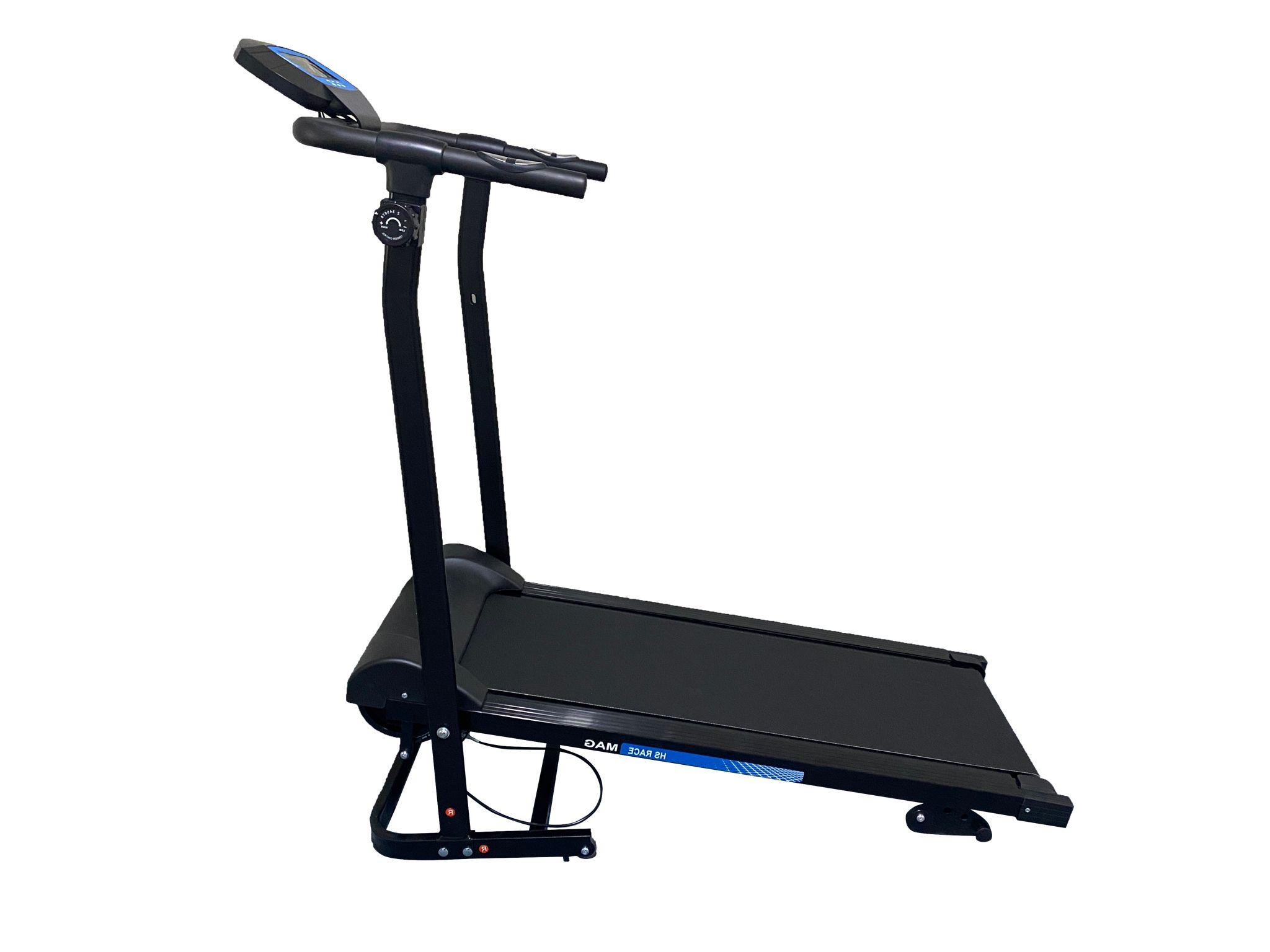 FD Sport Tapis roulant Magnetico FD Race Mag Inclinazione Manuale 3 livelli Portata 110 kg