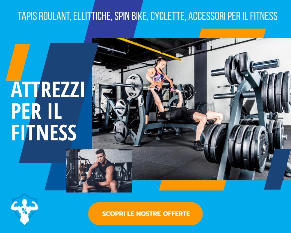 Fitness Discount ti aiuta nella scelta dei migliori attrezzi fitness