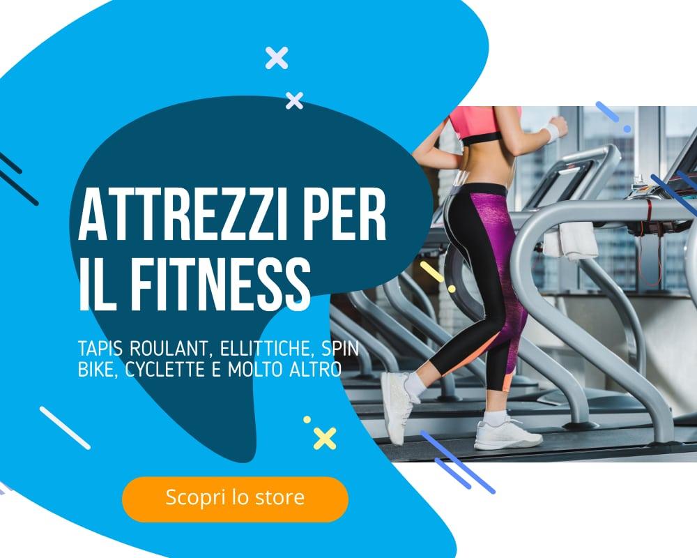 Scopri Tapis Roulant, Stazioni Multifunzione e tanto altro su Fitness Discount