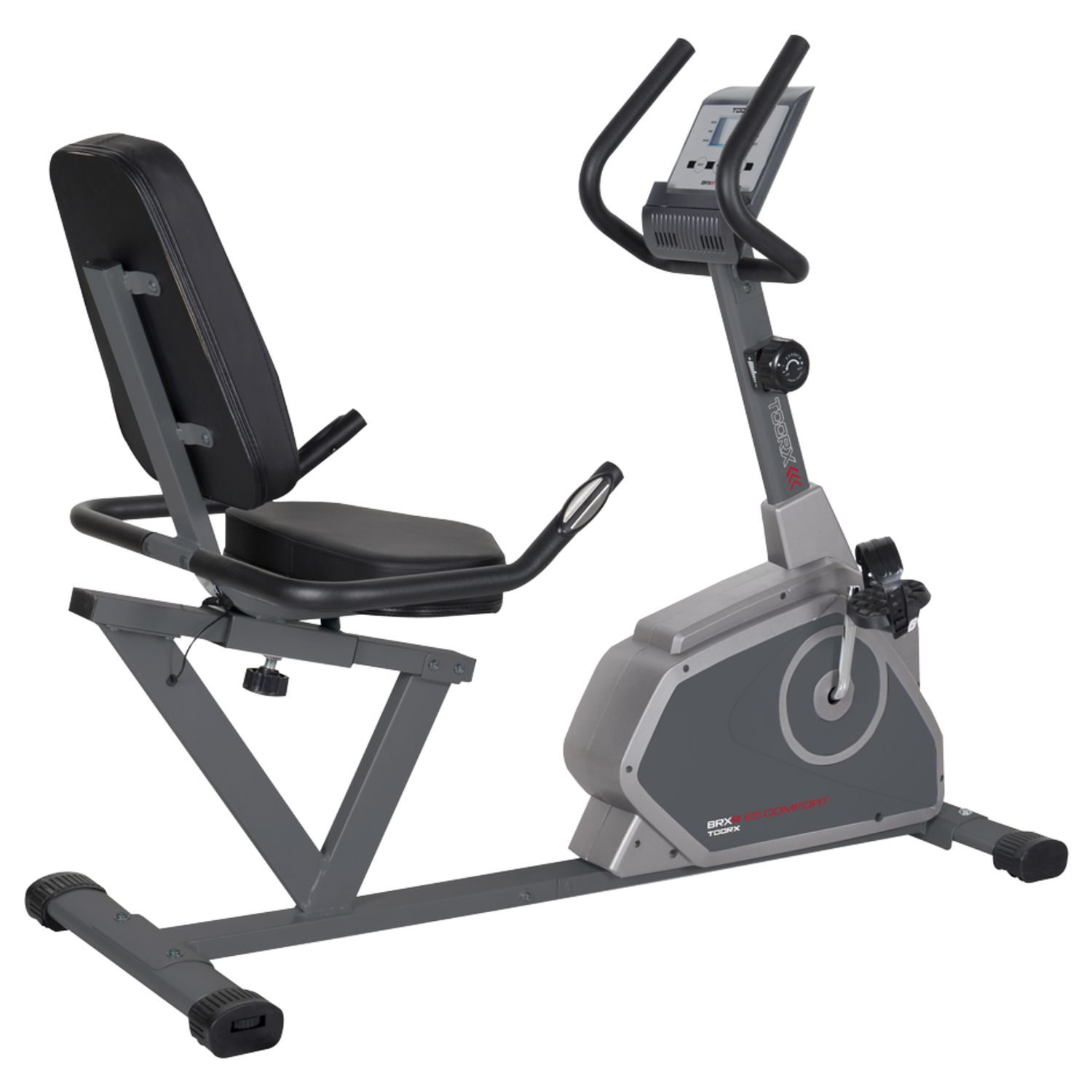 cyclette orizzontale toorx brx r65 recumbent